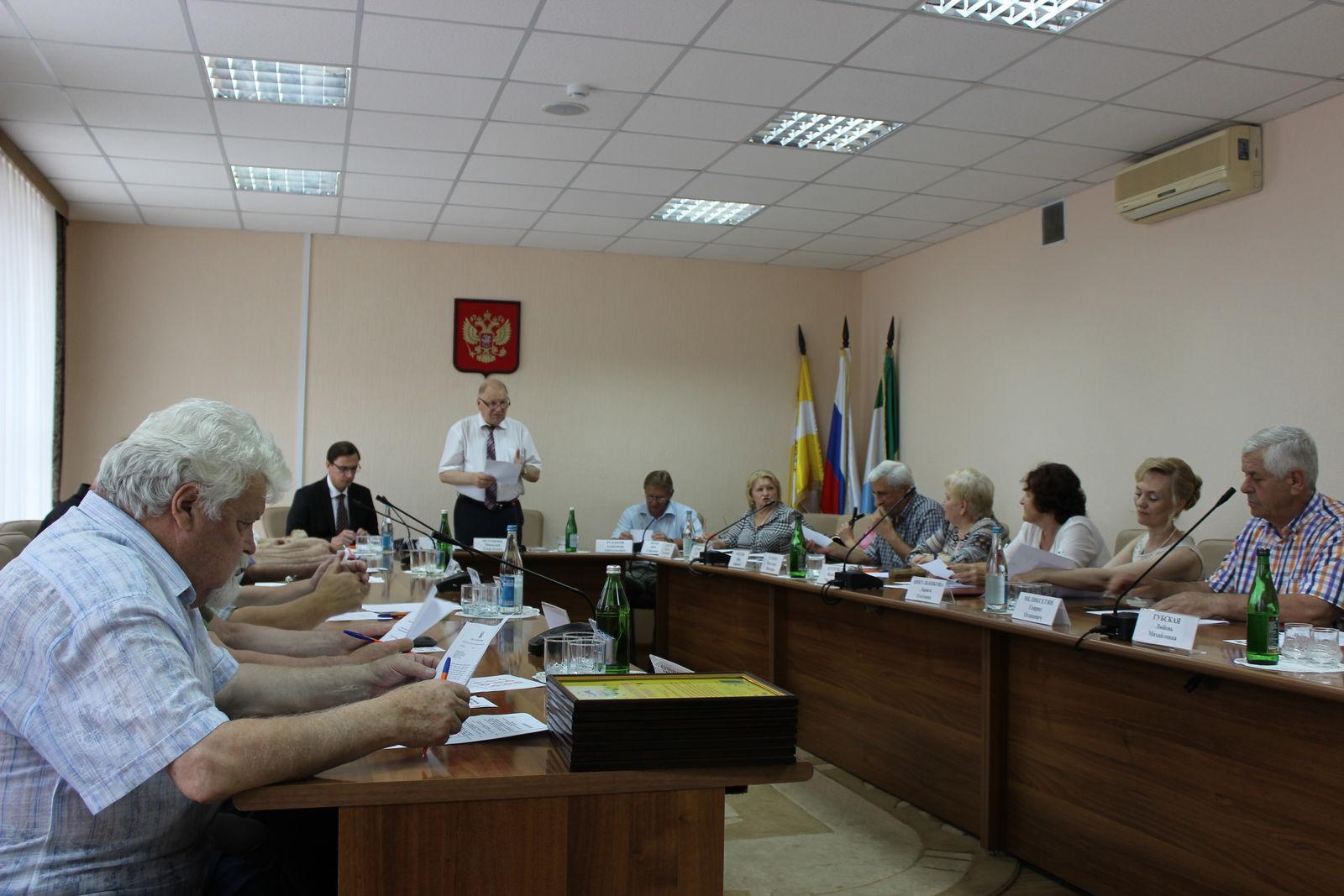 Много вопросов рассмотрел общественный совет Железноводска