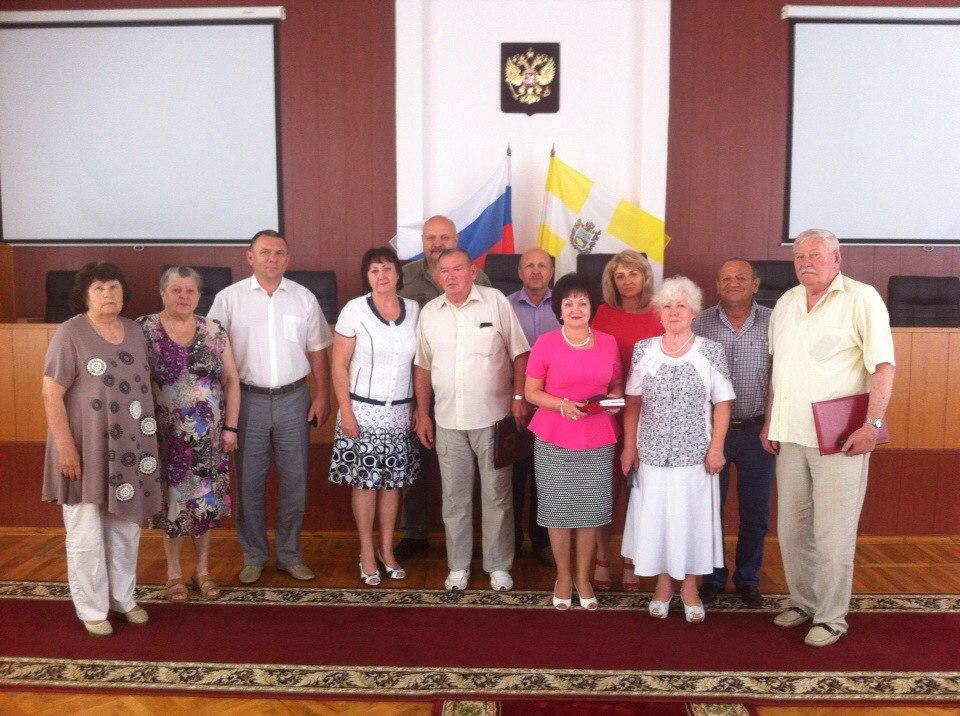 Общественный совет Кочубеевского района: трудоустройство населения, поддержка предпринимательства и работа с инвалидами