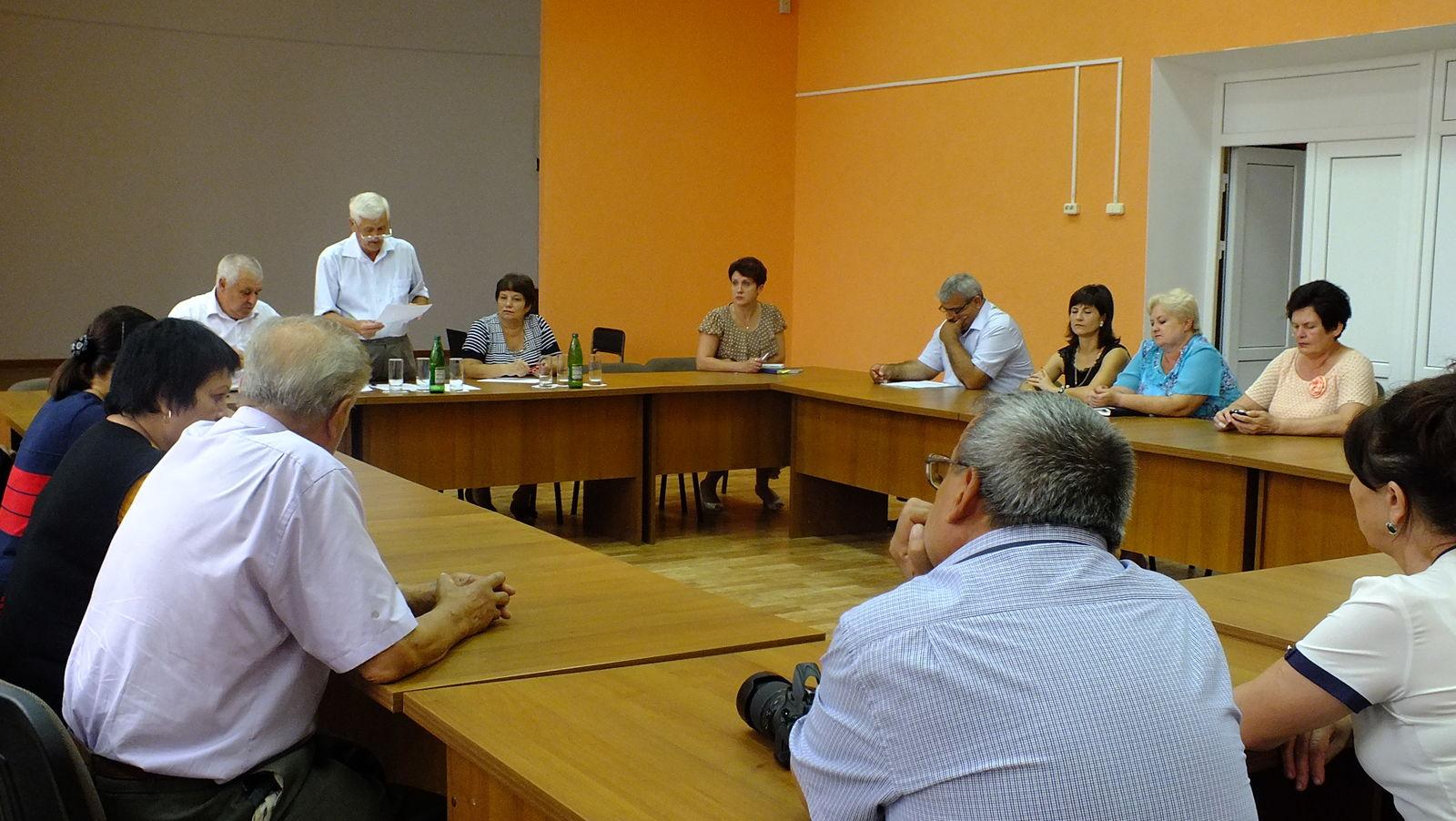 Общественный Совет Новоселицкого района: итоги уборки урожая подведены, экологии – повышенное внимание