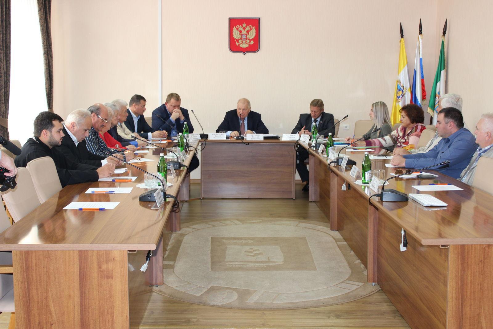 Общественный совет города-курорта Железноводска: ГТО, качество образования и готовность к отопительному сезону