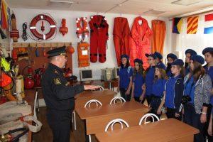 Новороссийск принимает юнармейцев Ставрополья