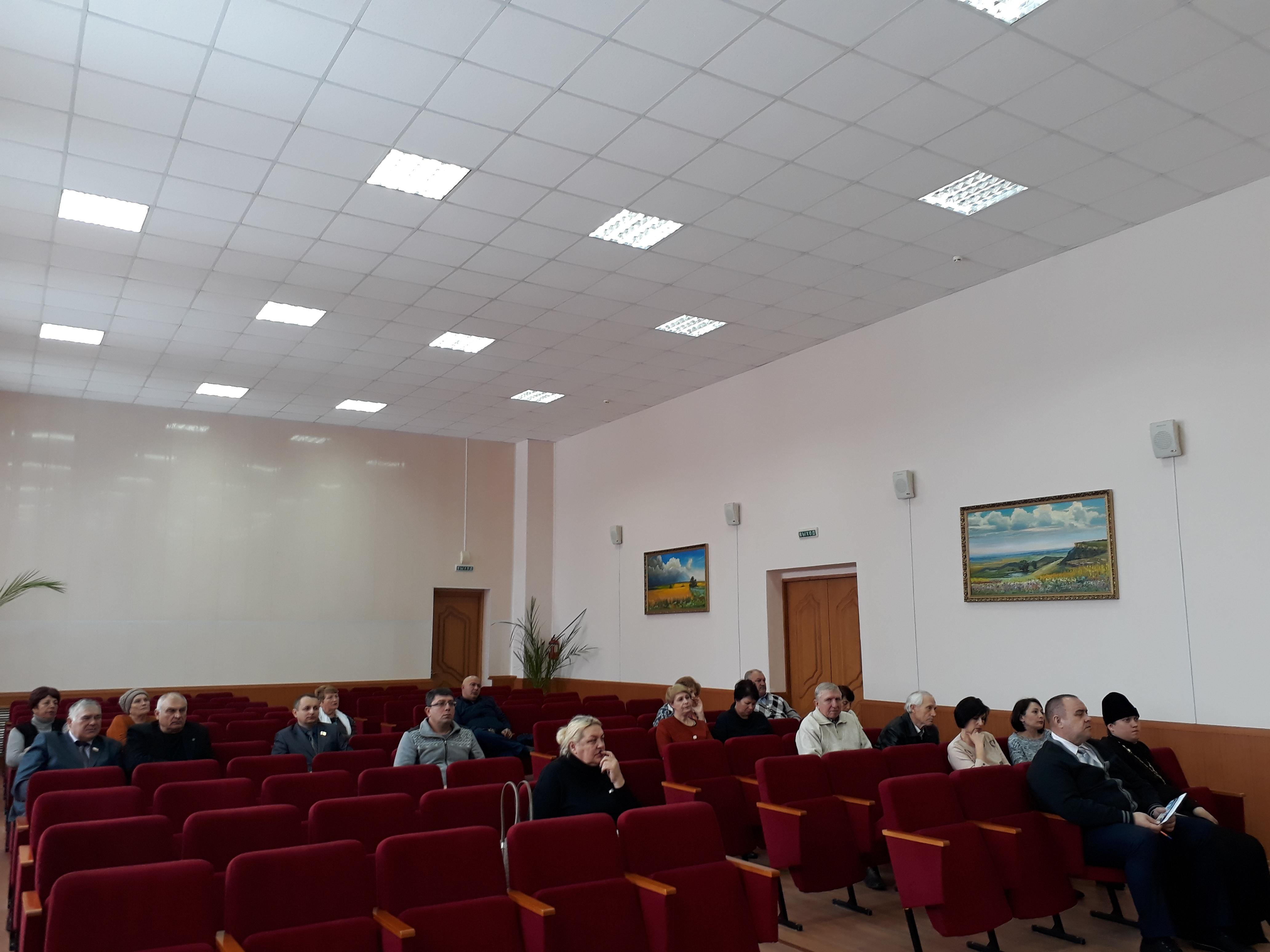 Общественный совет Труновского муниципального района: секты не выявлены