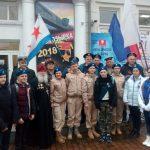 «Бескозырка» собирает юных патриотов Ставрополья