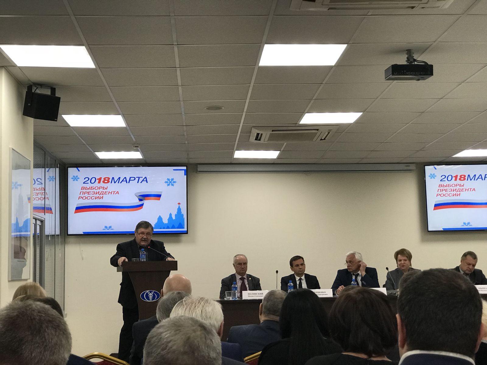 Ставропольские общественники ведут активную работу по подготовке к выборам Президента России