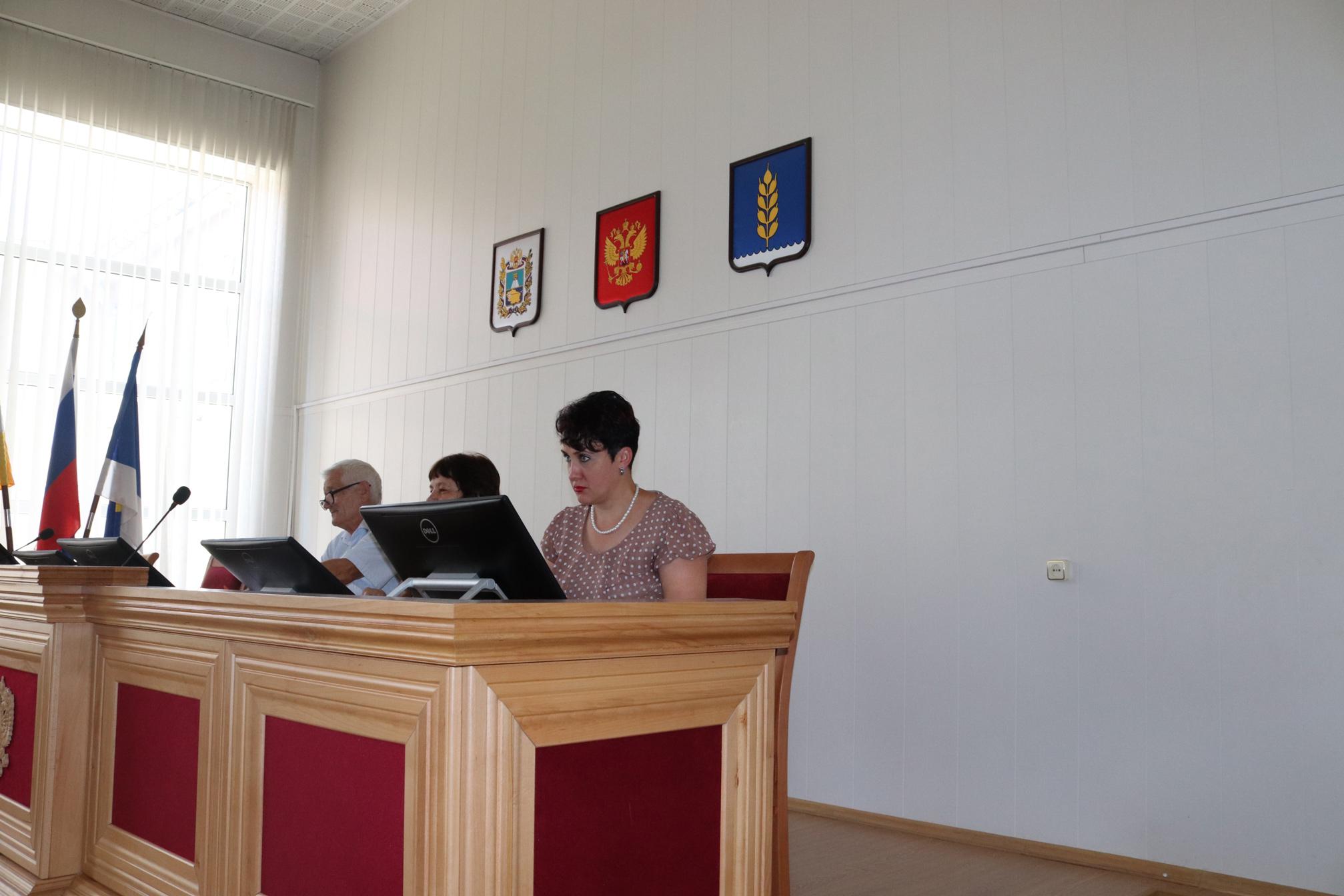 Общественный совет Новоселицкого района: обсуждены результаты сдачи ЕГЭ и вопросы обращения с ТКО