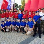 Юные патриоты Ставрополья побывали еще в одном городе-герое