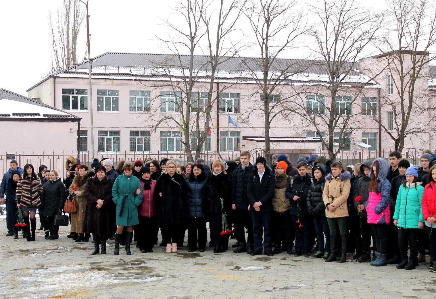 Общественный совет Грачевского района: митинг в память об освобождении