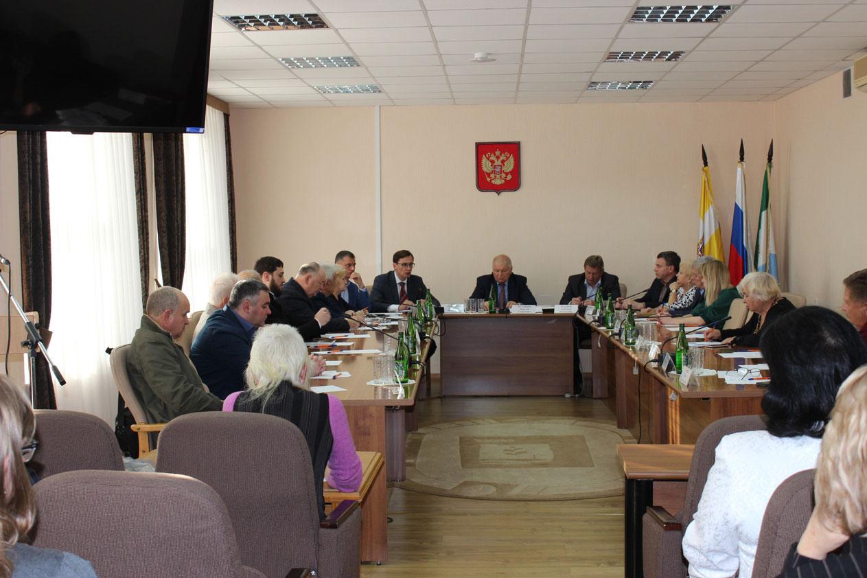 Общественный совет города-курорта Железноводска: быть готовыми к переходу на цифровое телевидение