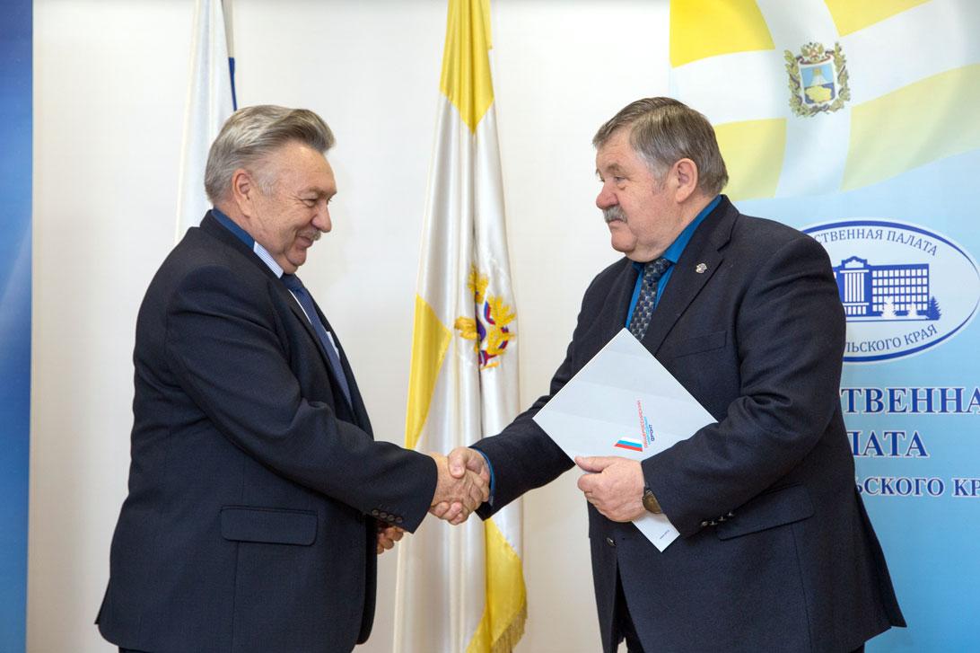 «Зеленый щит» Кавминвод передан общественникам Ставрополья