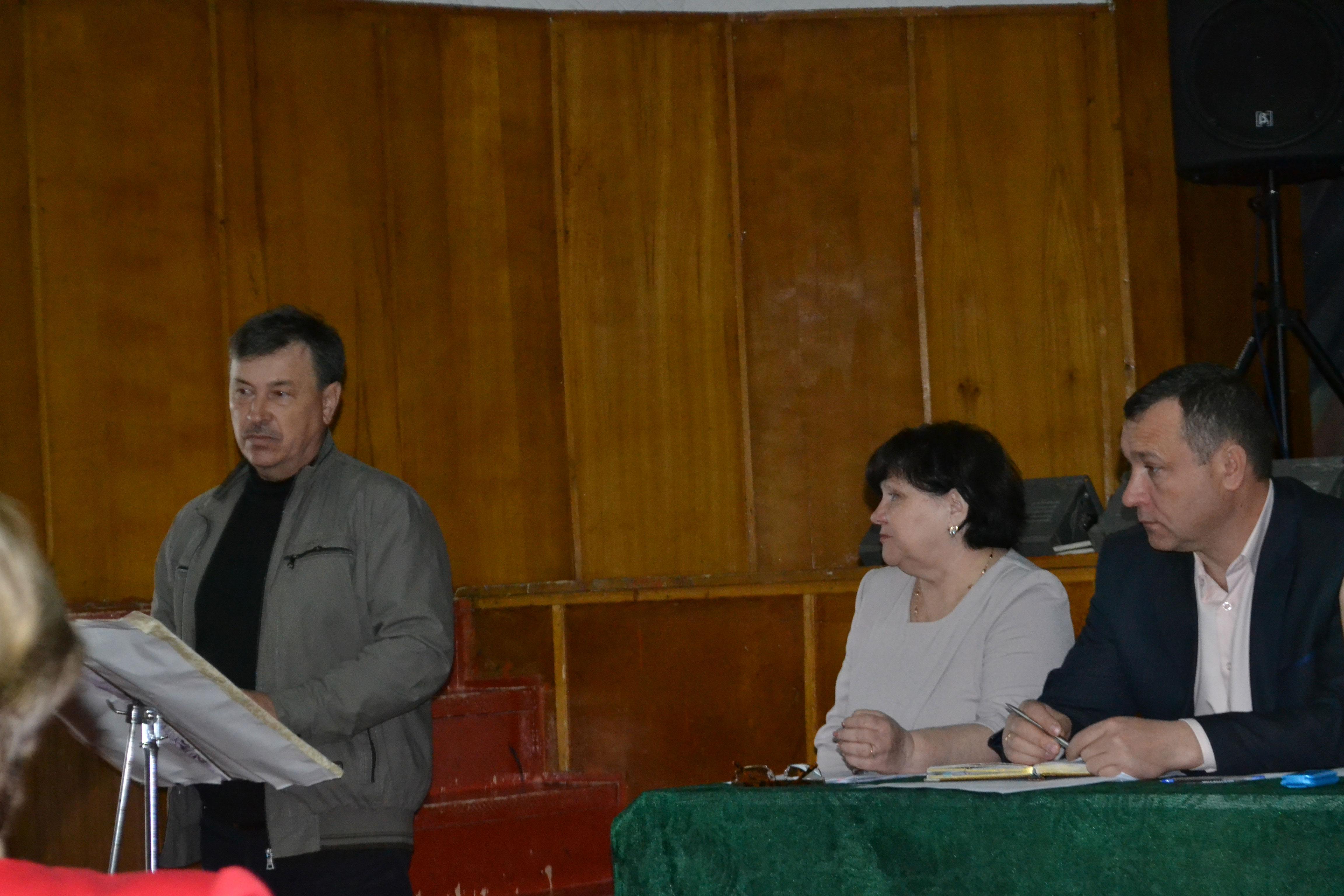 Общественный совет Степновского муниципального района: заседание выездное, вопросы насущные