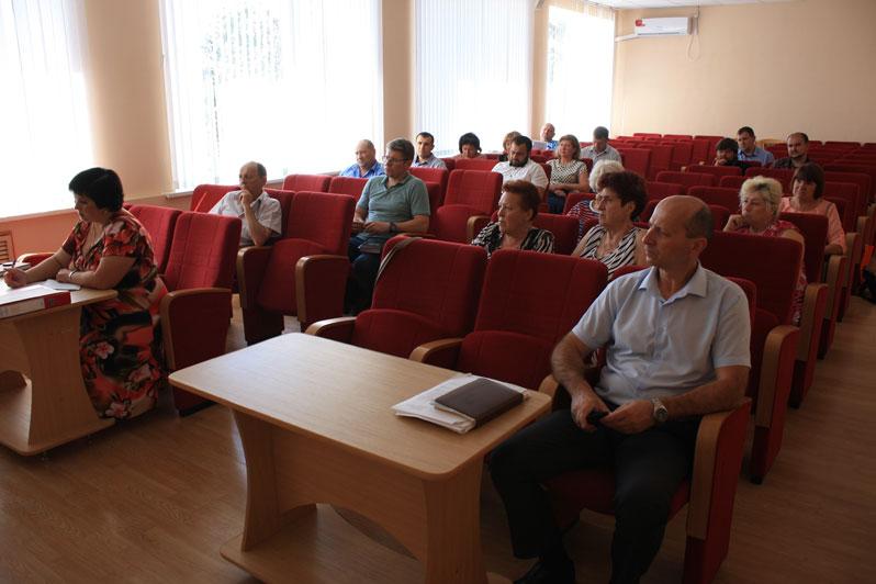 Общественный совет Советского городского округа: в центре внимания – социально значимые вопросы