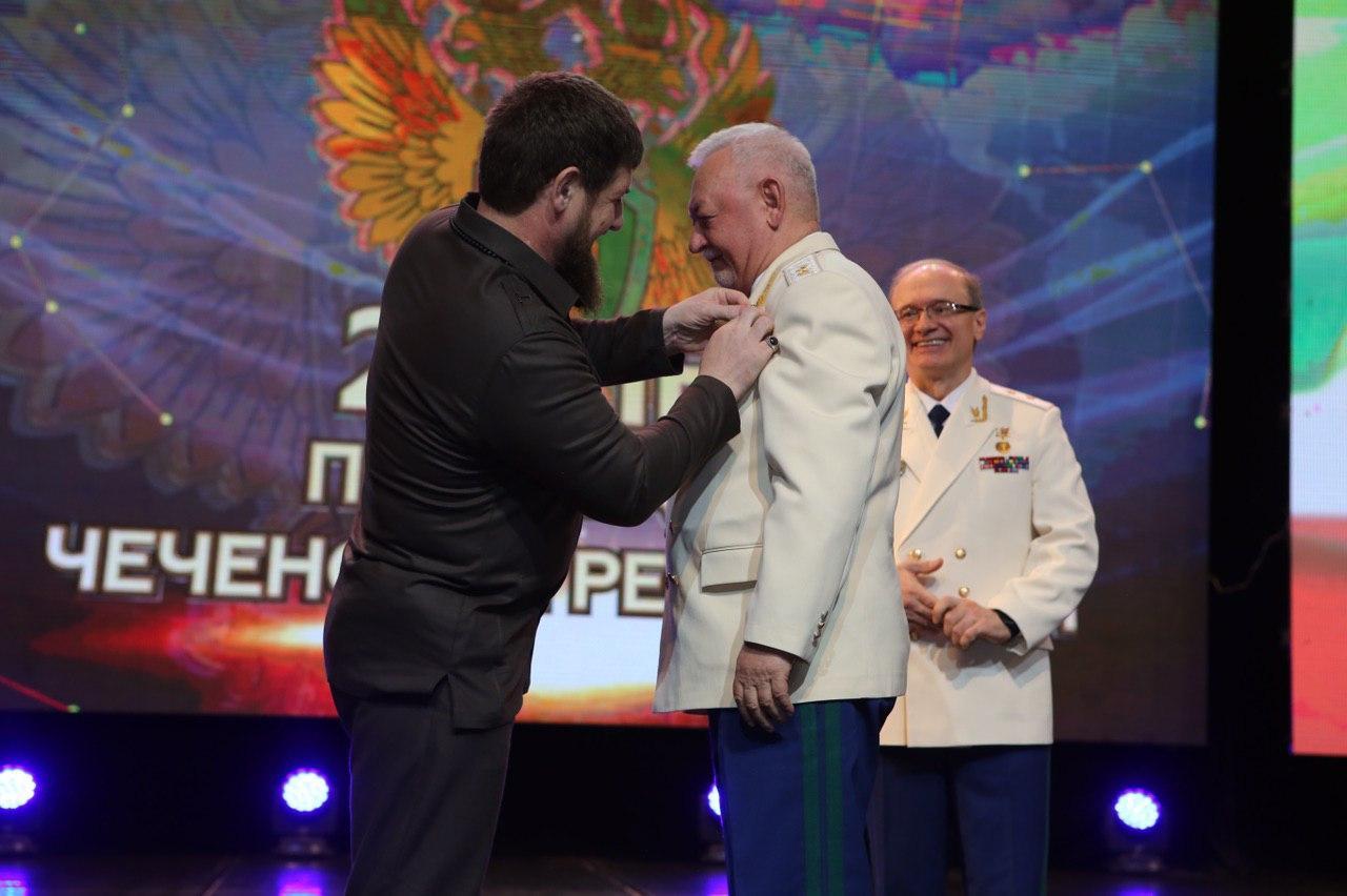 Высшая награда Чеченской Республики — члену Общественной палаты РФ от Ставропольского края